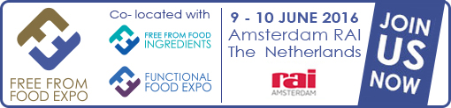 Visit Us At The Free From Food Expo In June 2016